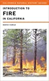 Introduction to Fire in California, David Carle, 0520255771