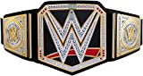 Now kids can take home the excitement of the WWE and its ultimate badge of honor -- the Championship! This trophy item comes with authentic styling, sleek metallic medallions, a leather-like belt and a one-time adjustable feature to fit aroun...