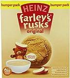 Heinz Farley's Rusks, Original Flavor, 300g Boxes