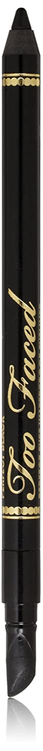 Too Faced Perfect Eyes Waterproof Eyeliner, Perfect Black, 0.04 Ounce Too Faced Cosmetics Inc.