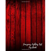 Emergency Lighting Test Log Book: Emergency Lighting Test Log