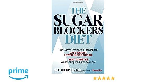 Sugar blockers diet recipes