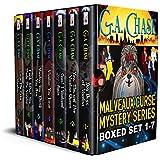 The Malveaux Curse Full Book Bundle (The Malveaux Curse Mysteries Full Set)
