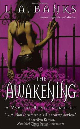 Awakening Vampire Huntress Legends