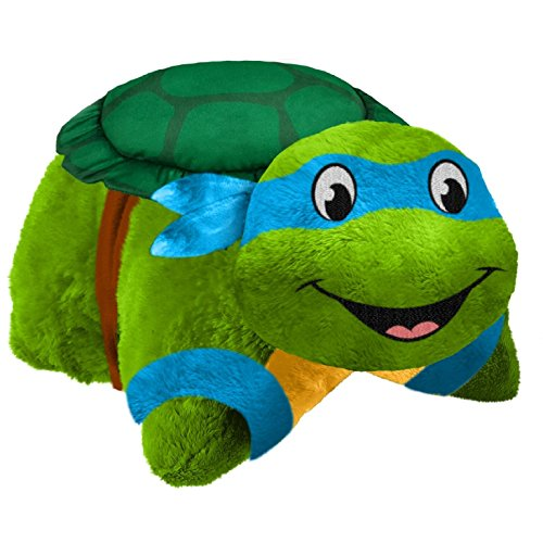 Pillow Pets Nickelodeon TMNT, Leonardo, 16