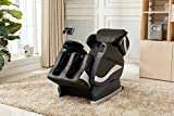 Relax Massage Chair Recliner - Zero Gravity Reclining Full Body Massage Chair (Black)