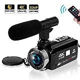 SEREE Camcorder Video Camera 4K Image