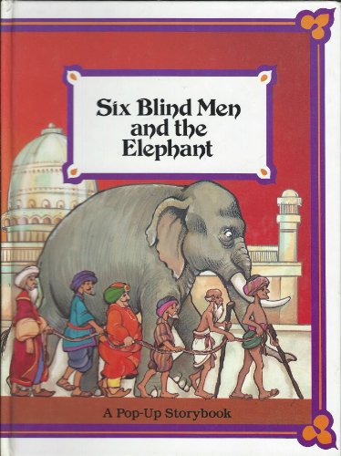 Six Blind Men and the Elephant (Troll Pop-Up Fables - Up Pop Blind