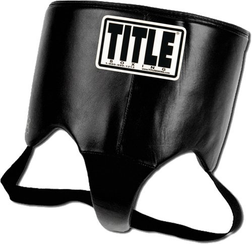 TITLE Boxing Female No-Foul Protector, Medium