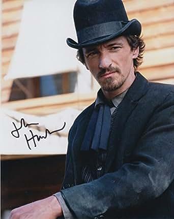 JOHN HAWKES (Deadwood) signed 8x10 photo