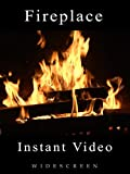Fireplace Instant Video : Natural Wood Burning Fire