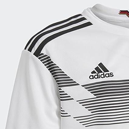 984ce0f530f adidas D04268 Children's German National Team Football Home Jersey WM 2018  Football Shirt: Amazon.co.uk: Clothing