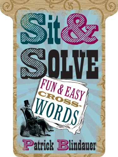 Download Sit & Solve® Fun & Easy Crosswords (Sit & Solve® Series) pdf