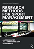 img - for Research Methods for Sport Management (Foundations of Sport Management) book / textbook / text book