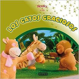 Los gatos graciosos (Nouky/Libros de lectura): Amazon.es: Noukies Pictures, Sayalero Myriam: Libros