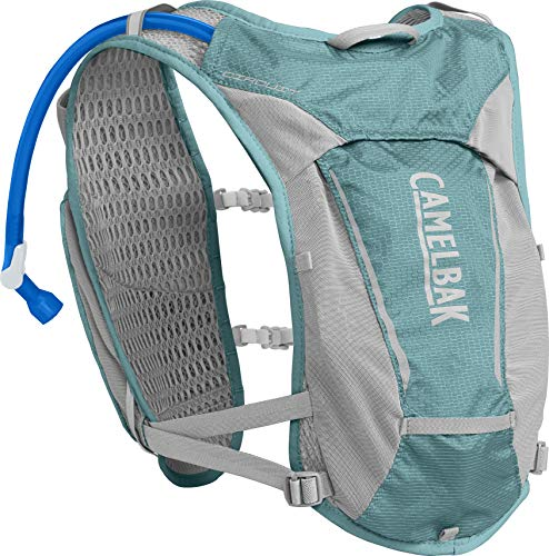 CamelBak Women's Circuit Vest 50oz, Aqua Sea/ Silver, One Size
