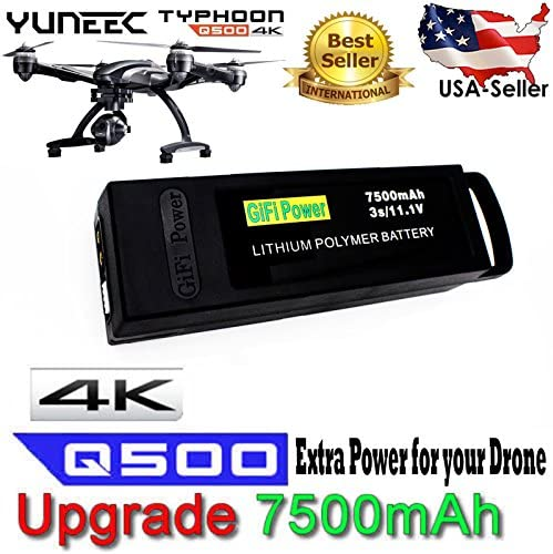YUNEEC Battery Typhoon quadcopters 7500mAh product image