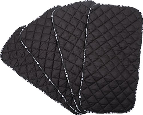 Classic Equine Quilted Standing Wraps