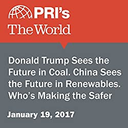 Donald Trump Sees the Future in Coal. China Sees the Future in Renewables. Who's Making the Safer Bet?