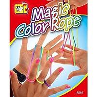 Unbekannt Finger Twist Hilos Parte Parte Multicolor Arco