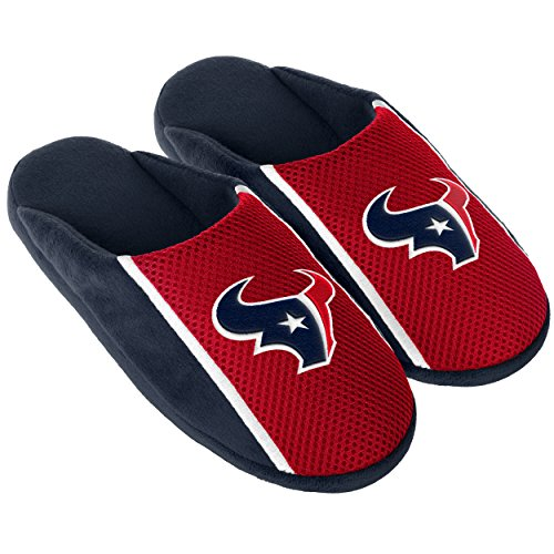 FOCO Houston Texans 2016 Jersey Slide Slipper Medium by FOCO