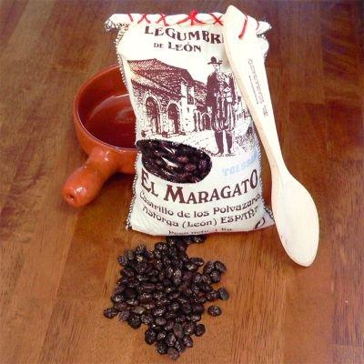 El Maragato Premium Alubias Tolosana Beans (2.2 lb/1 kilo) by El Maragato