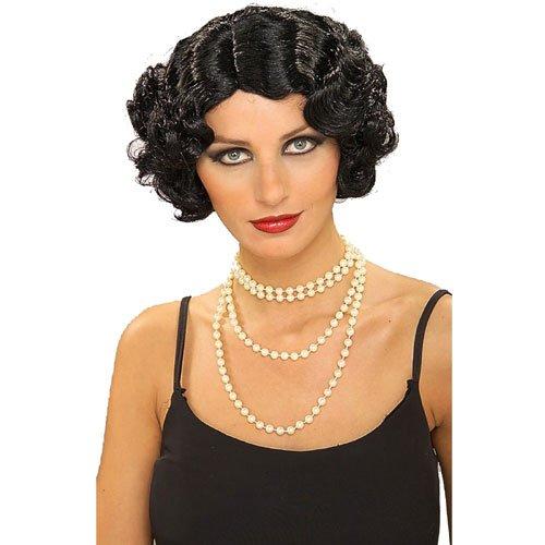 Flapper Wig Costume Accessory ()