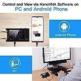 NanoVNA-H4 Vector Network Analyzer Kit 10KHz-1.5GHz