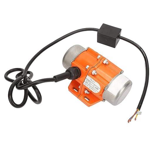 Motor de vibraci/ón Single Phase 100W motor de vibraci/ón universal Motor as/íncrono monof/ásico de 30W ~ 100W