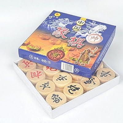 Elloapic Xiangqi Chinese Chess Set
