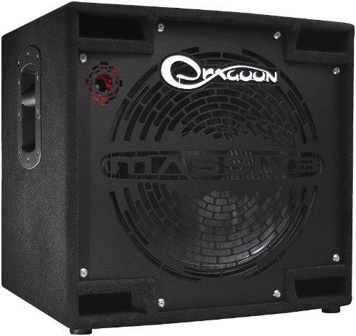 DRAGOON DM8118 Massive Bass Handcrafted High Performance 18-Inch 600W 8 Ohm Bass Speaker Cabinet [並行輸入品] B076YYH9BD