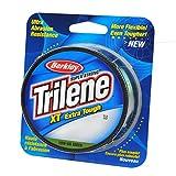 Berkley Trilene XT Filler 0.012-Inch Diameter Fishing Line, 8-Pound Test, 330-Yard Spool, Low Vis Green