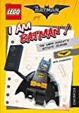 The LEGO Batman Movie: I am Batman! the Dark Knight's Activity Journal (LEGO DC Comics)