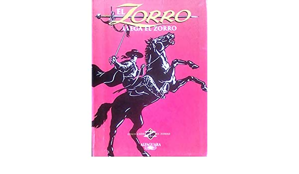 Llega El Zorro: Jacques Van Hauten. Ilustraciones: Carlos Puerta: 9788420457086: Amazon.com: Books