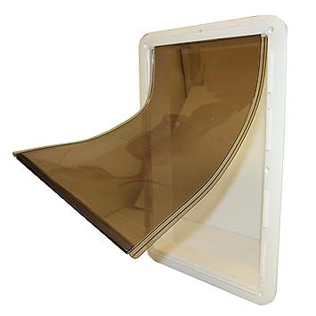 havahart medium plastic pet door - Doggie Door