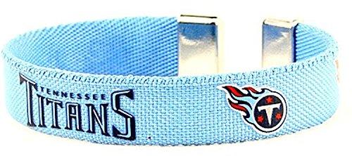 Tennessee Titans Ribbon Band Bracelet (Bracelets Titans Tennessee)