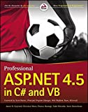 img - for Professional ASP.NET 4.5 in C# and VB by Jason N. Gaylord (2013-05-06) book / textbook / text book