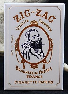 Zig Zag Man - Refrigerator Magnet.