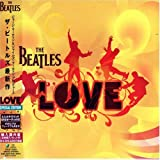 LOVE (DVDオーディオ付)(レノン/ハリソン/マッカートニー/ザ・ビートルズ)