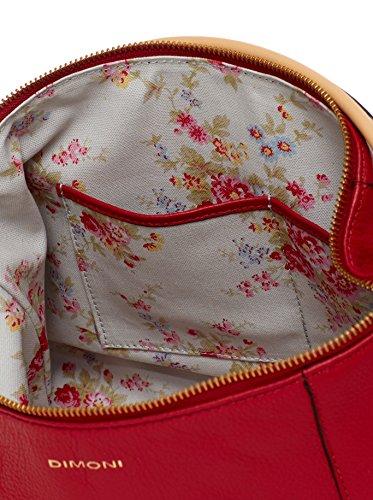 Al Hombro Bolso Rojo Asa Dimoni FwR7xqYHx