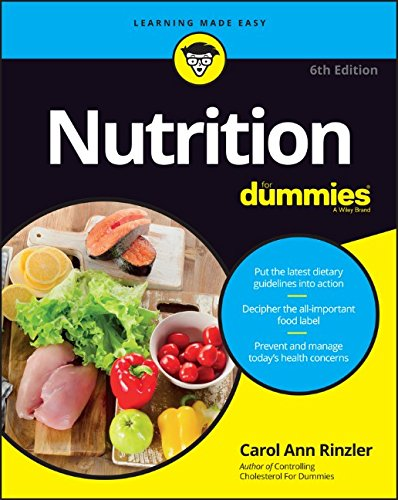 Nutrition For Dummies - A Basic Text