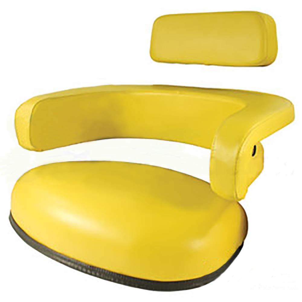 3 Piece Cushion Set for John Deere 2010 2510 2520 3010 4000 4430 4630 7020 by RAPartsinc