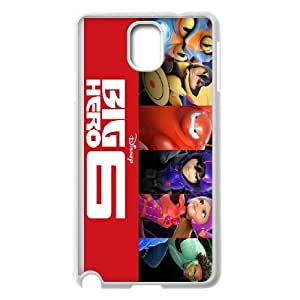 DIY Printed Big Hero 6 hard plastic case skin cover For Samsung Galaxy Note 3 N7200 SNQ442575