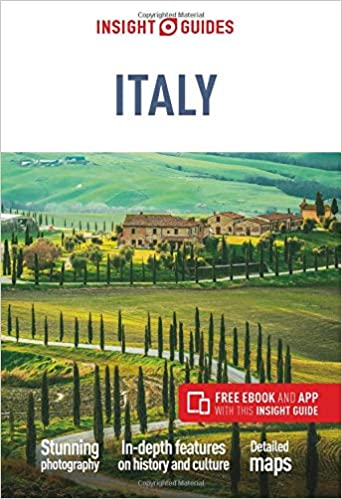 Insight Guides Italy Travel Guide with Free eBook
