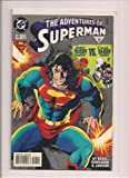 ADVENTURES OF SUPERMAN #526 (DC Comics)