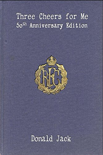 (Three Cheers for Me: The Journals of Bartholomew Bandy, R. F. C.)