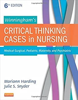 Winningham Critical Thinking Cases In Nursing Answers To Tough - image 3