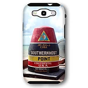 Key West Southern Most Point Marker Florida Samsung Galaxy S3 Armor Phone Case