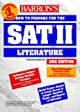 img - for How to Prepare for the SAT II Literature (Barron's SAT Subject Test Literature) by M. Ed.. Christina Myers-Shaffer (2000-01-01) book / textbook / text book