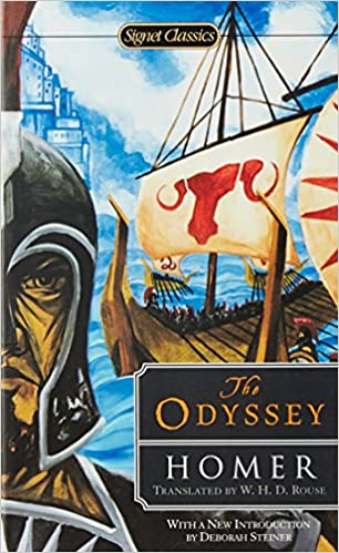 themes of the odyssey Homer's epic poem about homecoming and adventure, the odyssey, is one of the great action stories of all time for the ancient greeks it had the same white-knuckle thrills and intensity as die hard.